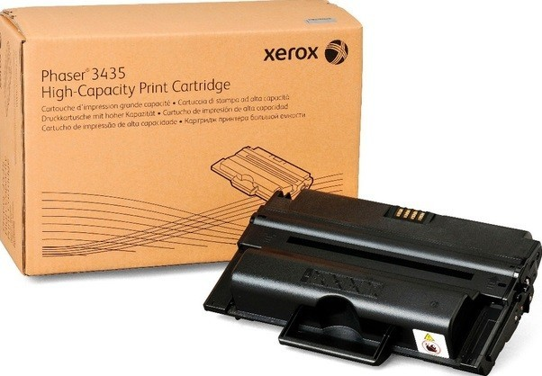 Картридж Xerox 106R01415 для Xerox PHASER 3435 black, оригинальный увеличенный (10000 страниц)